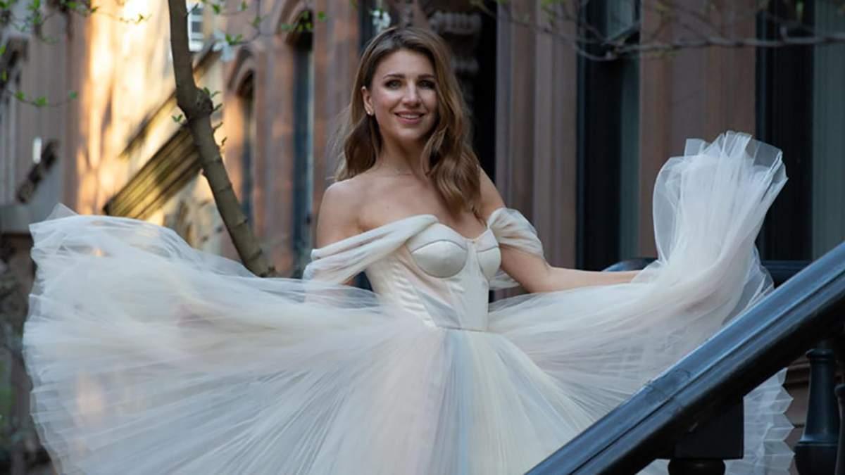 Катя Сильченко и бренд свадебных платьев WONA представили совместную коллекцию: изысканные вещи