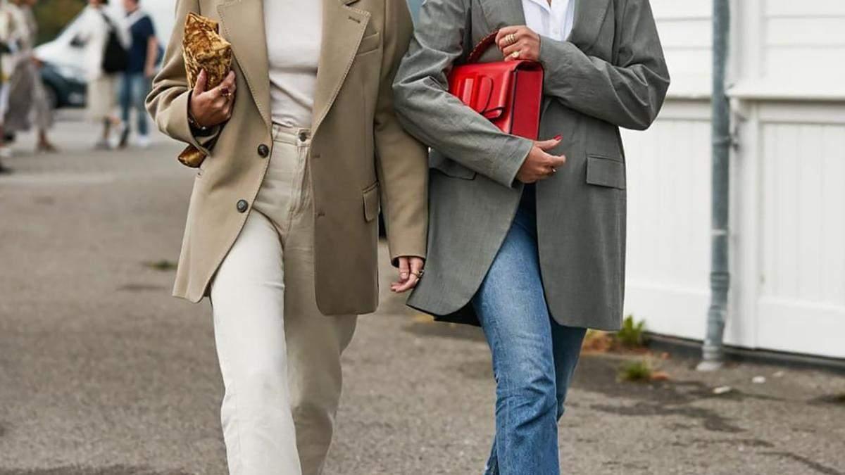 Класичний кльош та мікс фактур: актуальні фасони джинсів на сезон весна – літо 2021