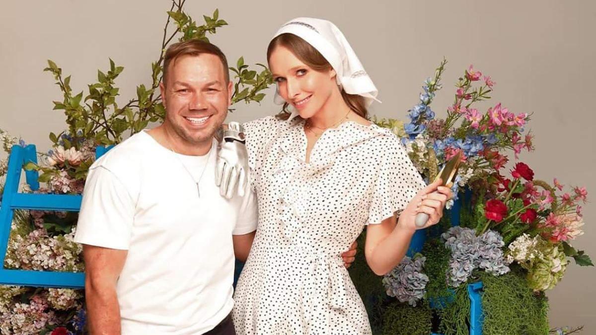 Андре Тан и Катя Осадчая анонсировали запуск совместной коллекции одежды