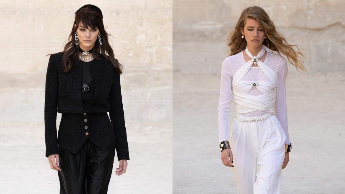 Chanel представив круїзну колекцію
