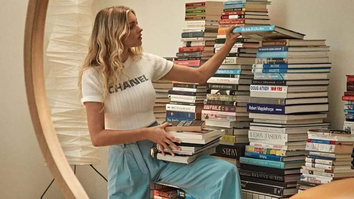 Эльза Хоск снялась в фотосессии для глянца Vogue