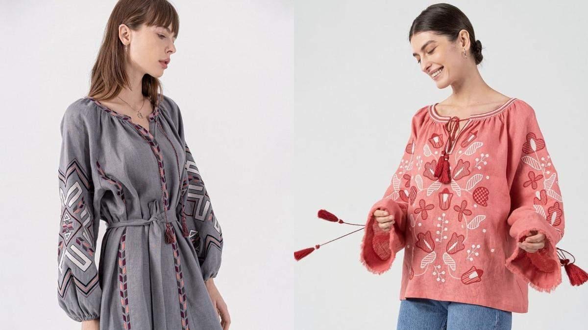 Стильные вышиванки украинских брендов