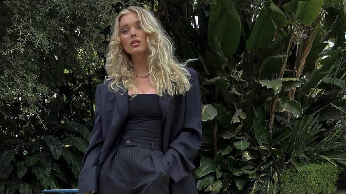 Стильный образ Эльзы Госк
