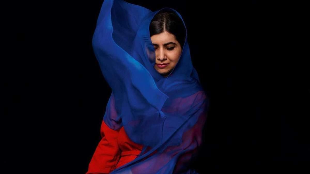 Малала Юсафзай стала зіркою обкладинки Vogue