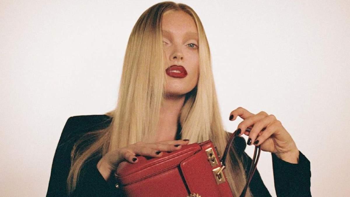 Эльза Хоск и Тина кунаком соблазнили образами в рекламе Valentino