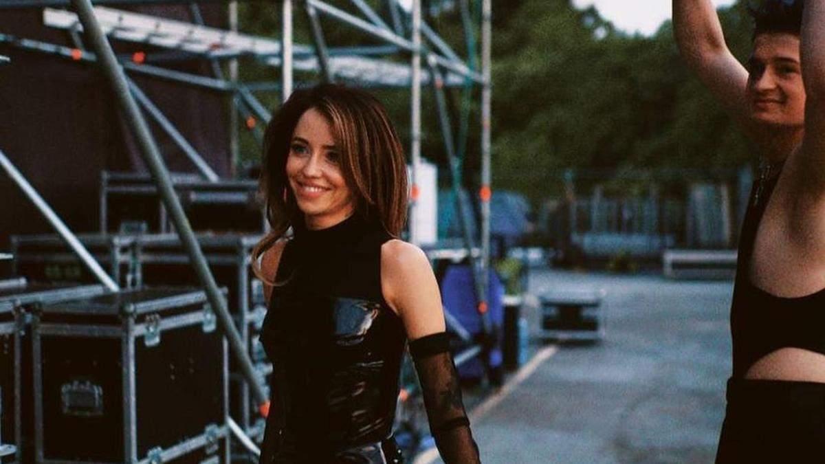 Надя Дорофєєва показала гарячі образи на сольному концерті: фото