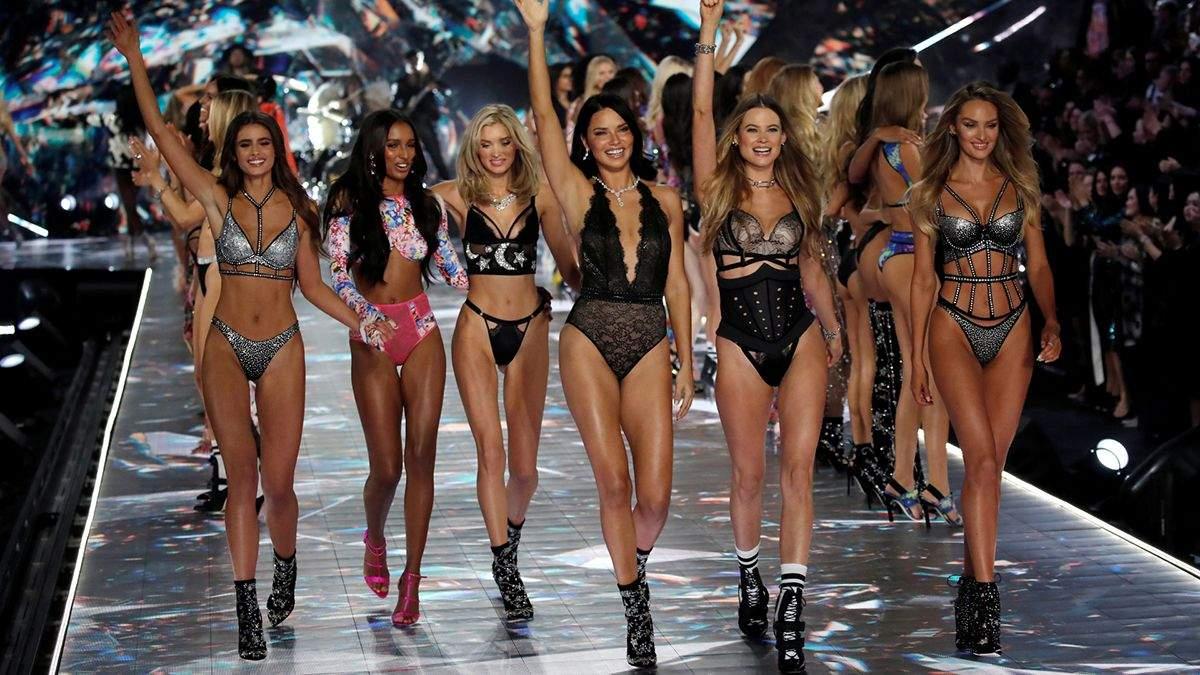 """Завершилась эпоха """"ангелов"""" Victoria's Secret"""
