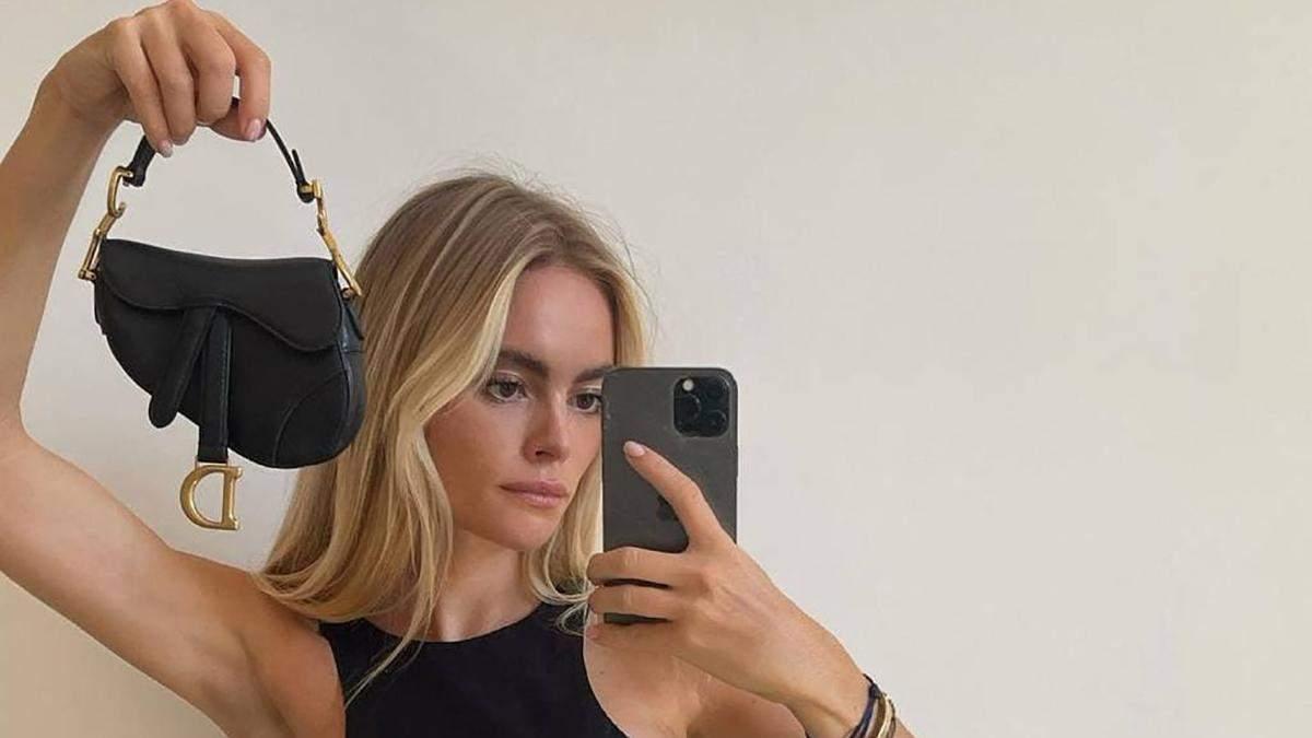 Бренд Dior выпустил микросумкы