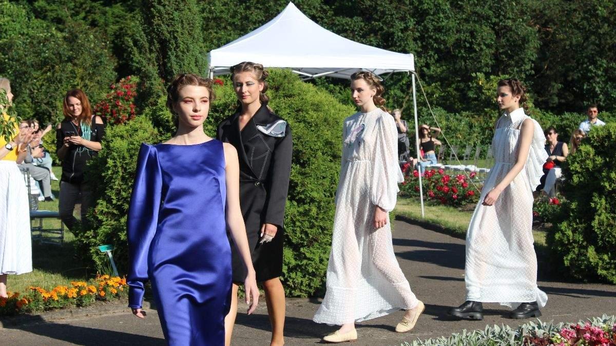 Оксана Караванская во Львове презентовала новую коллекцию