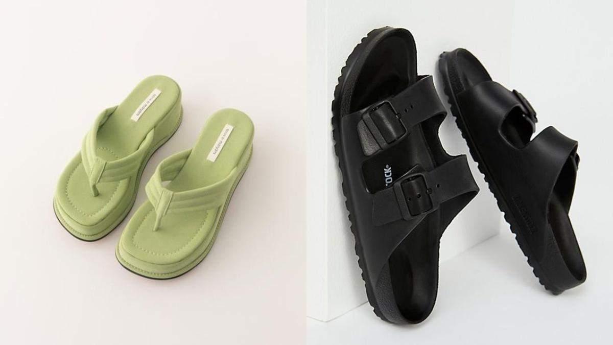 Стильная обувь 2021