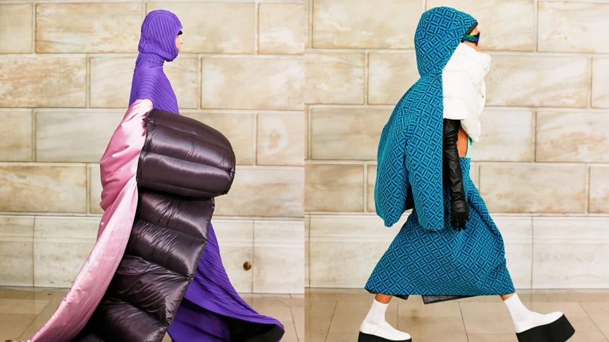 Marc Jacobs впервые за 2 сезона представил феерическую коллекцию одежды осень – зима 2021/22