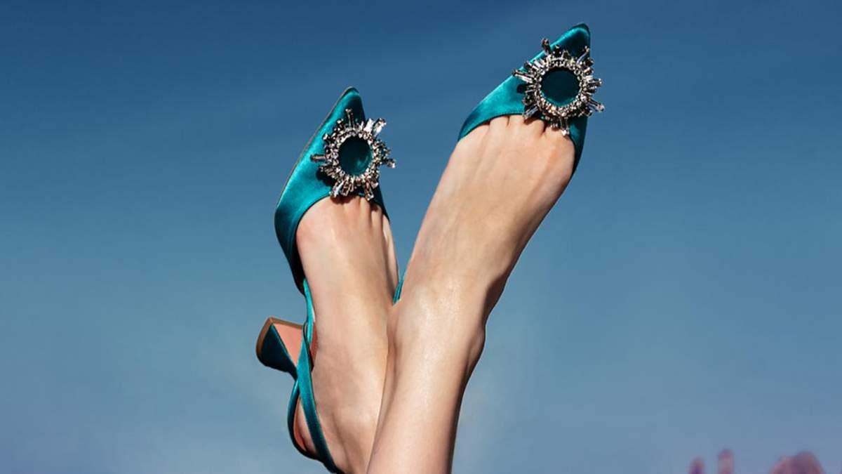 Найкраще взуття на літо 2021
