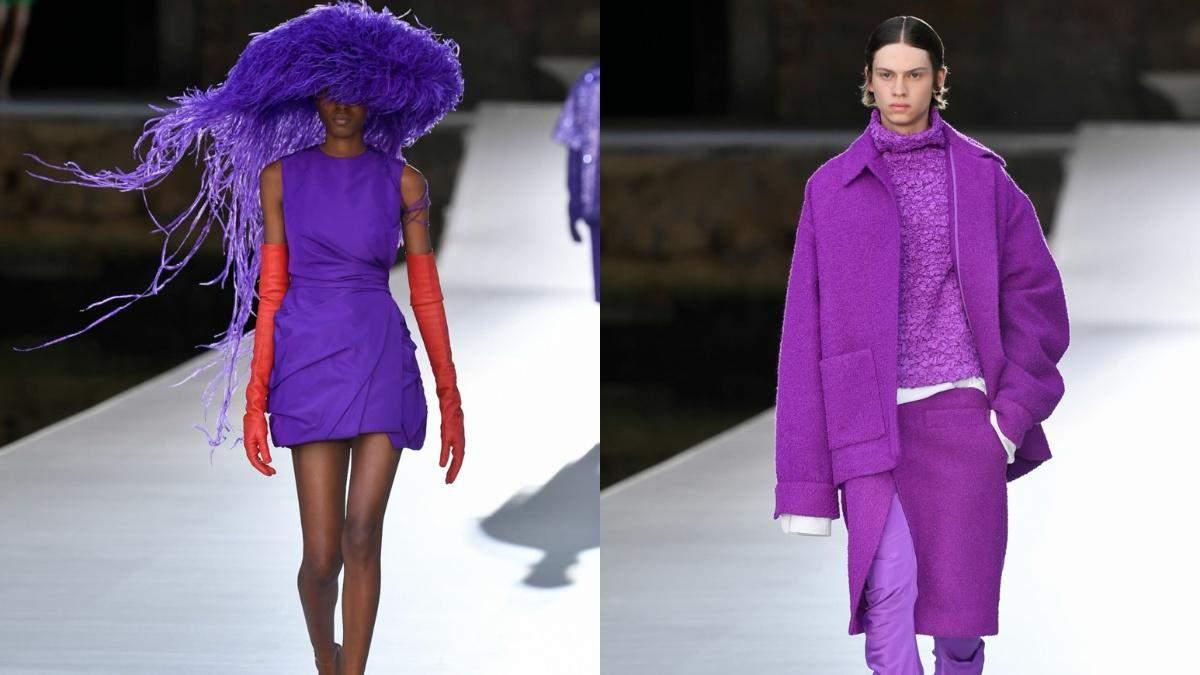 Valentino Couture осень - зима 2021/22