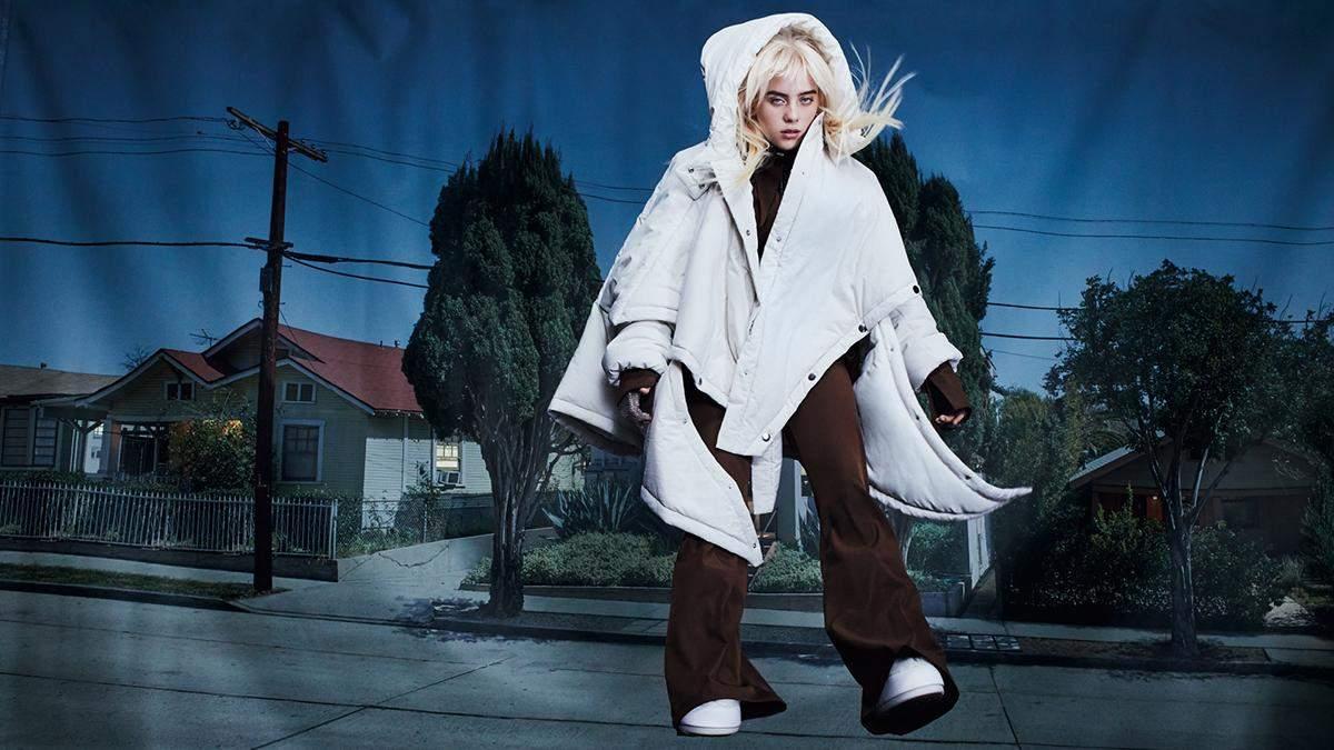 Билли Айлиш снялась для австралийского Vogue