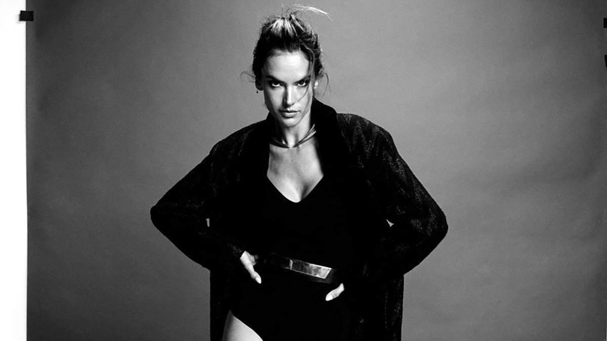 Алессандра Амбросио снялась в роскошной фотосессии для Vogue Mexico: удивительные кадры