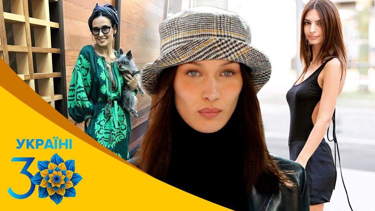 Багинский, Бевза и Вита Кин: вещи каких украинских дизайнеров выбирают голливудские звезды