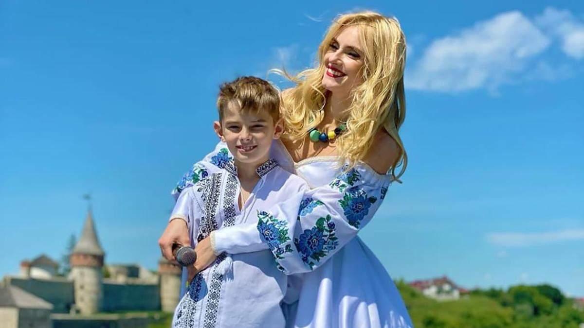 Ірина Федишин підкорила мережу білосніжною сукнею-вишиванкою: фото яскравого образу - Fashion