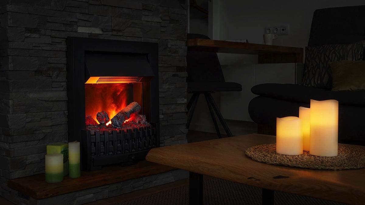 Паровые камины в классическом стиле для квартиры и дома: обзор современных элементов интерьера
