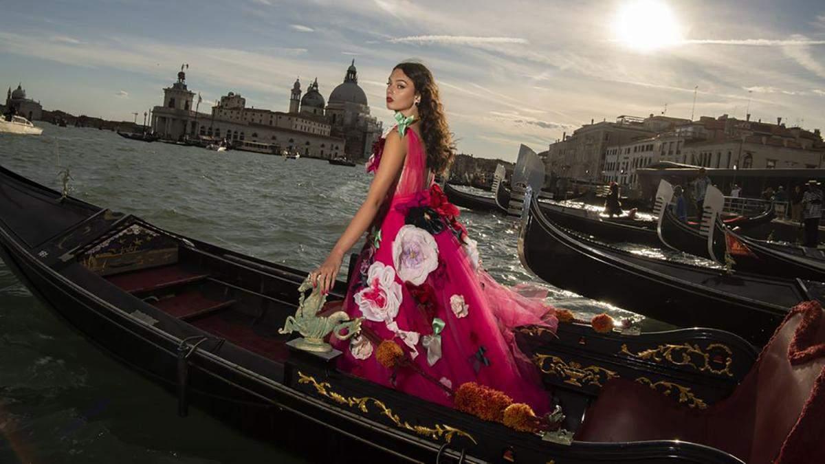 Dolce & Gabbana Alta Moda: самые красивые образы с показа в Венеции, стоящие вашего внимания