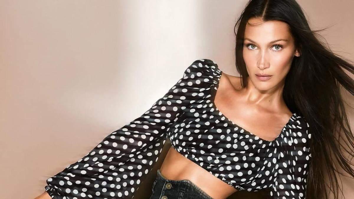 Белла Хадід показує, які чорні джинси будуть в моді восени: ефектні образи - Fashion