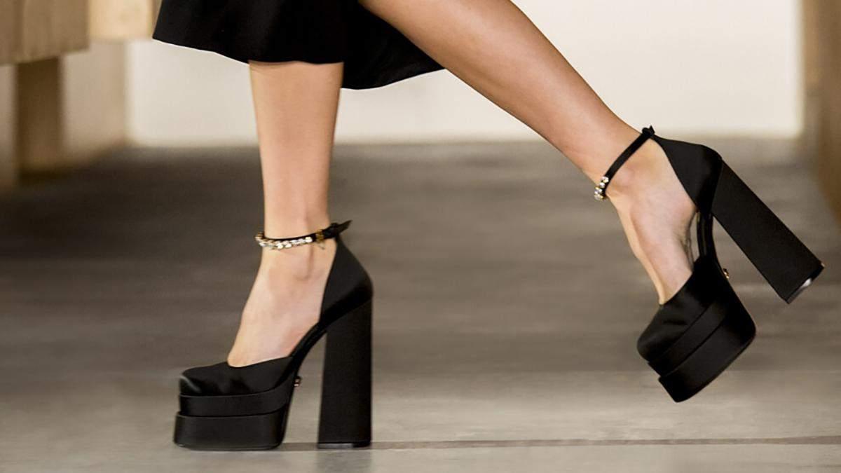 Трендовая обувь осени: что предлагают носить ведущие it-girls
