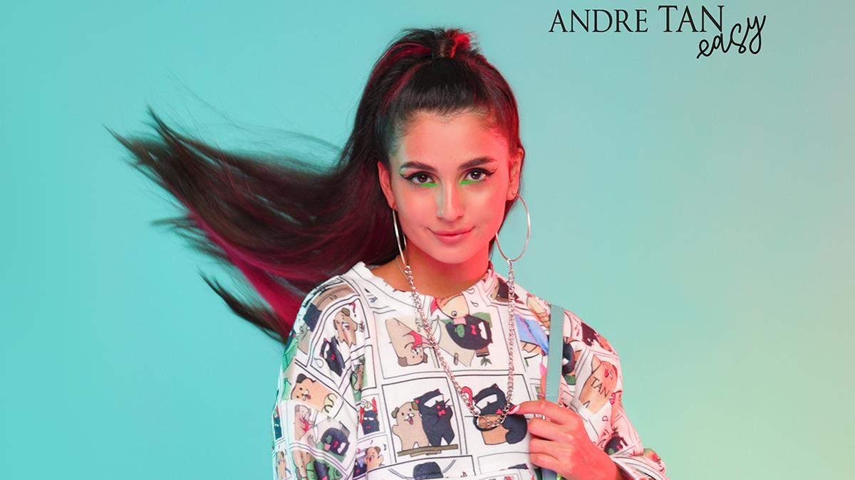 Анна Тринчер стала лицом коллекции Андре Тана для тинейджеров: фото стильных образов