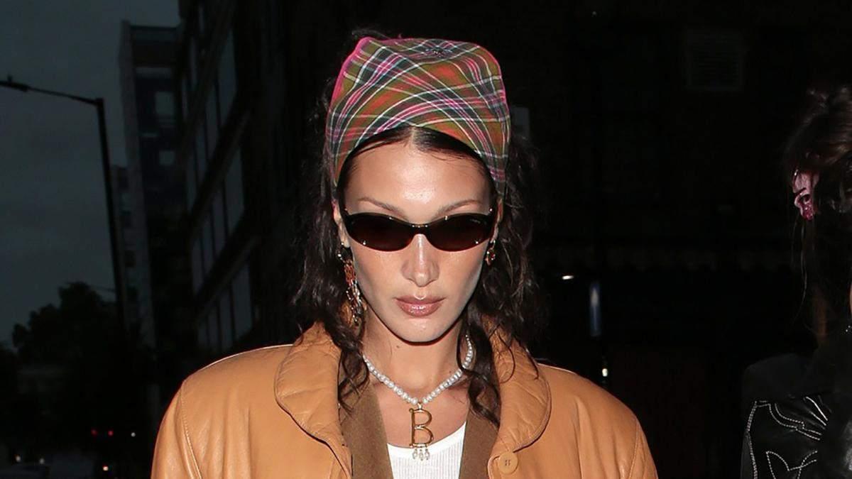 Бандани – тренд осені: найкращі образи показує Белла Хадід та Ріанна - Fashion