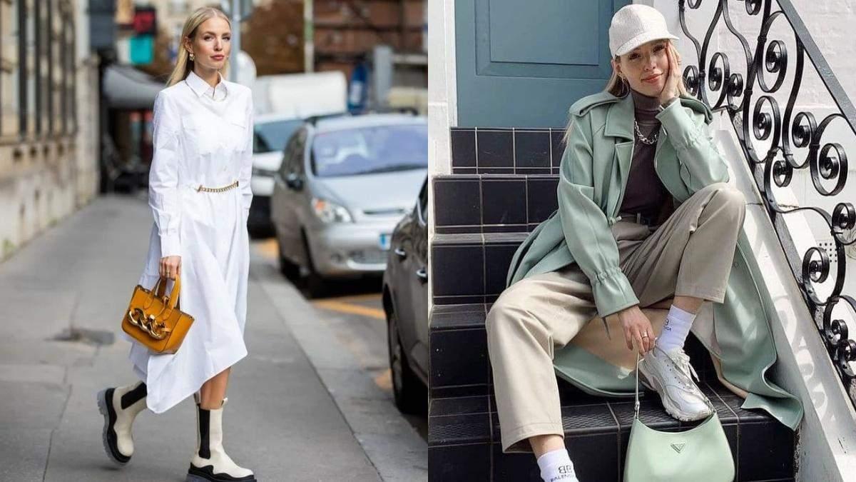 4 модних прийоми Леоні Ганне, якими варто скористатися восени: стильні аутфіти - Fashion