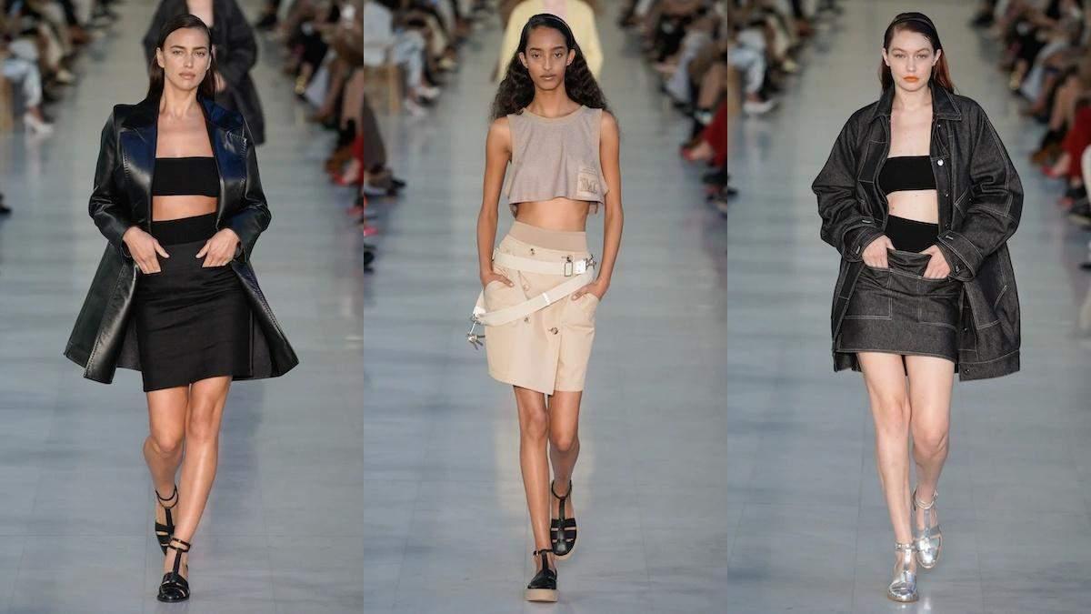 Джіджі Хадід та Ірина Шейк дефілювали на показі Max Mara: нова колекція весна – літо 2022 - Fashion