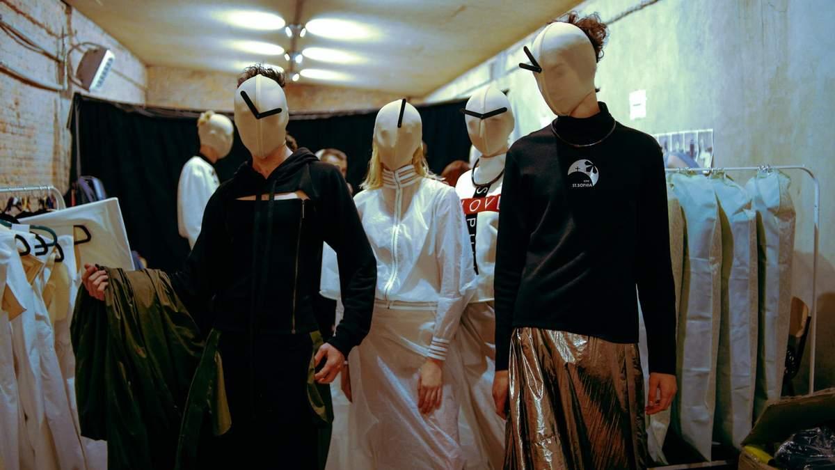 """""""Заручені за часом"""": перформенс, який вразив Lviv Fashion Week цього року - Новини Львова сьогодні - Fashion"""