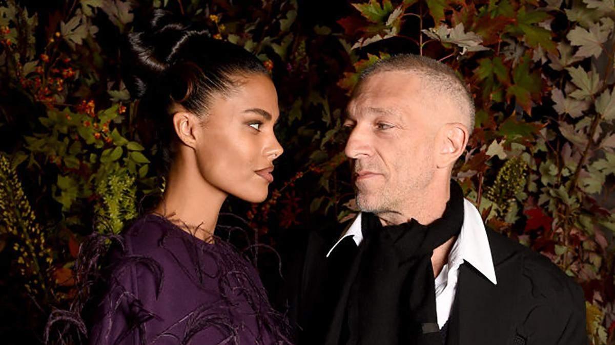 Найкрасивіша пара Парижу: Тіна Кунакі та Венсан Кассель зачарували спільним виходом - Fashion