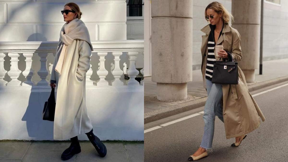 Какая верхняя одежда никогда не выходит из моды: 8 модных элементов гардероба