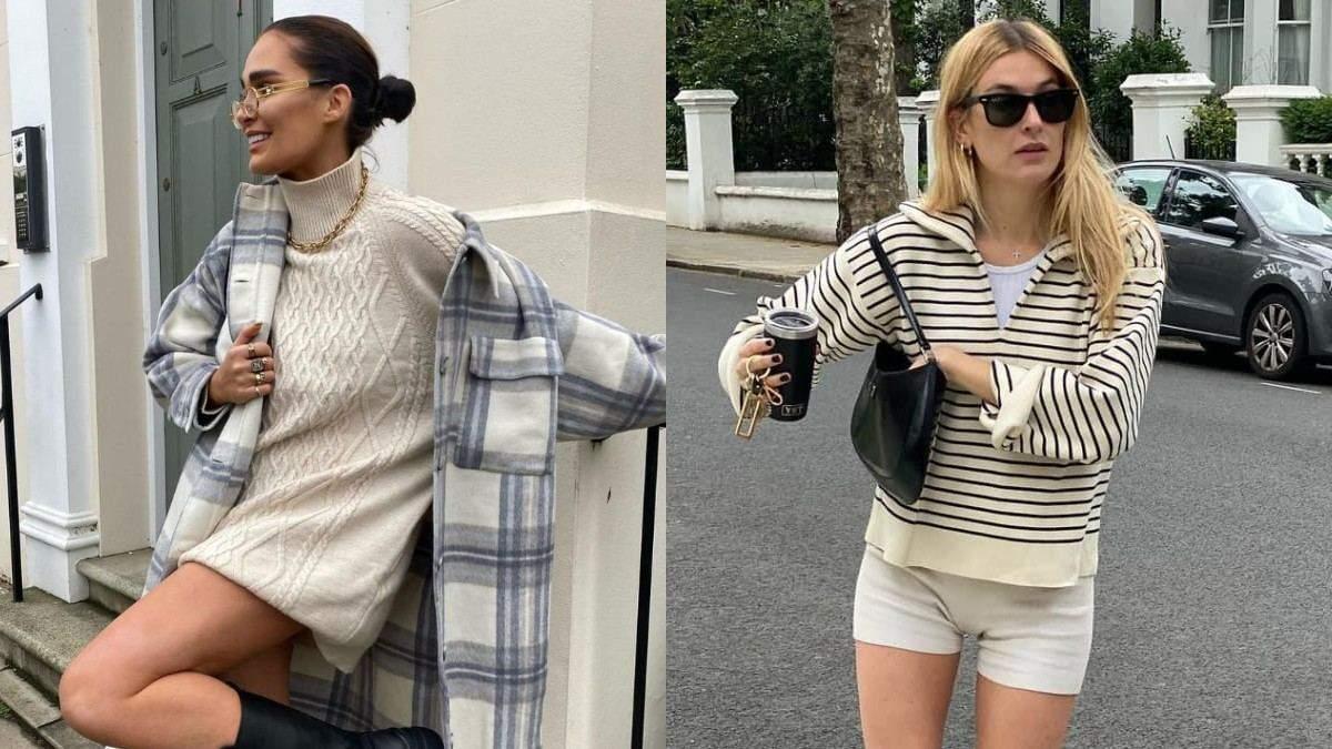 6 головних базових речей осені, які вже приміряли інстаграм-модниці - Fashion