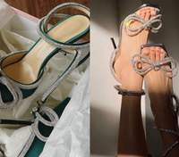 Модні блогери показують найкрасивіші туфлі весни: ефектні моделі