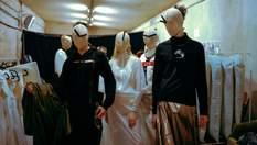 """""""Обрученные за временем"""": перформенс, поразивший Lviv Fashion Week в этом году"""