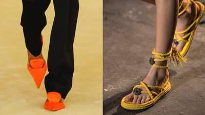 Модная обувь весна-лето 2021: стильные варианты, которые понравятся всем