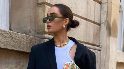Які сонцезахисні окуляри носять модниці інстаграму: добірка стильних аксесуарів