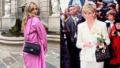 5 легендарних сумок, які ніколи не вийдуть з моди