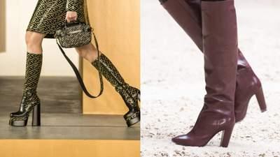 Найпопулярніші чоботи осені 2021: як їх адаптувати в гардероб
