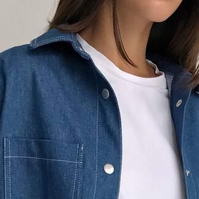 З чим носити джинсову сорочку цієї весни: стильні образи для прогулянок