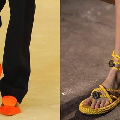 Модне взуття весна-літо 2021: стильні варіанти, які сподобаються всім