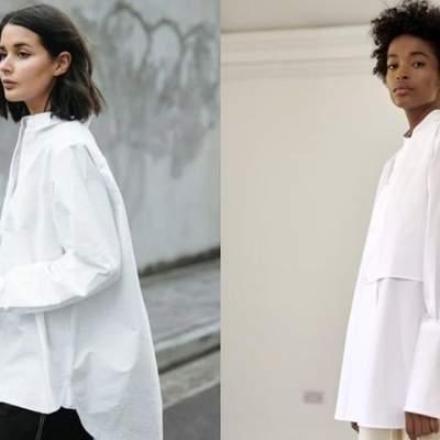 Біла сорочка – універсальна річ гардероба: з чим її можна поєднувати
