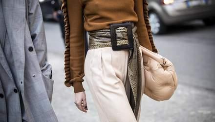 Як носити пояс: 7 найкращих варіантів стилізації
