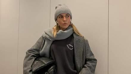 Икона стиля: София Коэльо учит, как выглядеть зимой на миллион