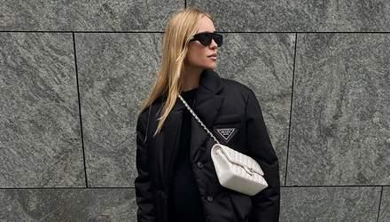 Чорний – найактуальніший колір зими: універсальні образи, які сподобаються всім