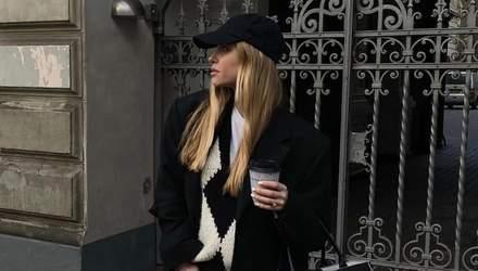 Самые модные черные сумки для ежедневных прогулок: красивые модели, которые носят инфлюэнсеры