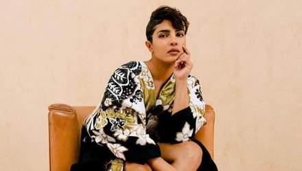 Мисс Мира Приянка Чопра снялась в соблазнительной фотосессии для глянца: фото образов