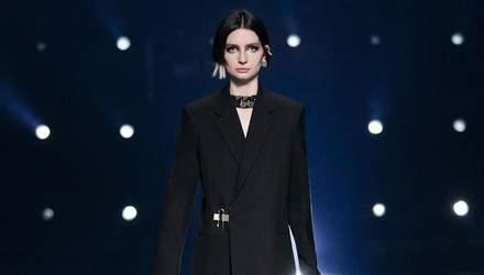 Дочь погибшего голливудского актера открыла показ Givenchy: основные элементы коллекции