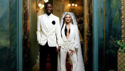 Український бренд FROLOV представив першу весільну колекцію: фото