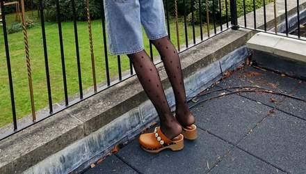 Це взуття будуть носити всі: як виглядають модні клоги – фото